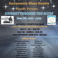 Journey Through the Blues Fundraiser