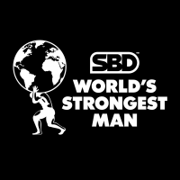 World's Strongest Man (Sold Out)