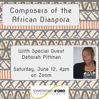 Composers of the African Diaspora