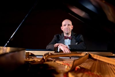 Christopher Taylor, Piano