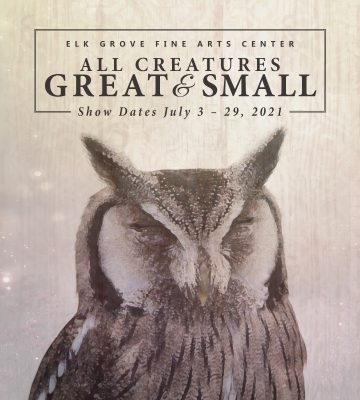 1st Saturday Art Reception: All Creatures Great and Small