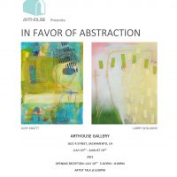 In Favor of Abstraction Art Show
