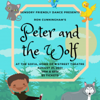 Ron Cunningham's Peter and the Wolf presented by Sensory Friendly Dance