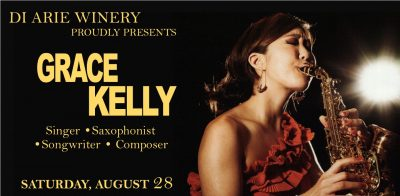 Grace Kelly Jazz Concert and Dinner