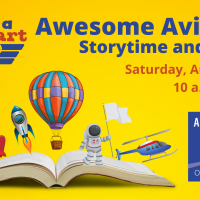 Awesome Aviators: Storytime and Crafts