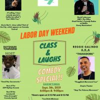 Class and Laughs Comedy Special