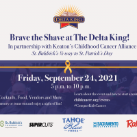 Brave the Shave at The Delta King