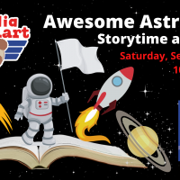 Awesome Astronauts Storytime and Crafts