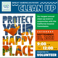 Great American River Clean Up