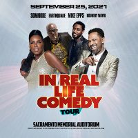 In Real Life Comedy Tour