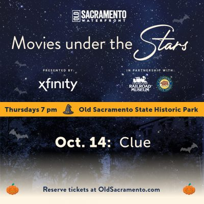Movies Under the Stars: Clue (Sold Out)