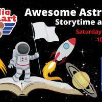 Awesome Astronauts: Storytime and Crafts