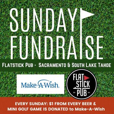 Sunday Fundraise for Make-a-Wish