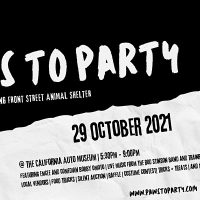 Paws to Party: Costume Party Benefiting Front Street Animal Shelter